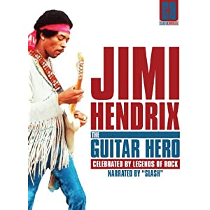Jimi Hendrix: The Guitar Hero, NOW Available on DVD