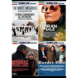 Global Lens - The Best of World Cinema - Iran Volume 1 - 4 DVD Collector's Edition
