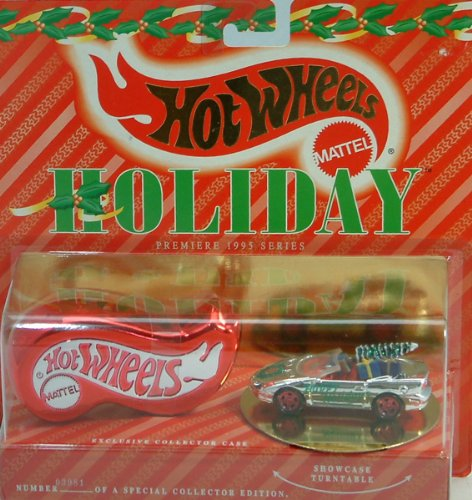 HOT WHEELS 1995 HOLIDAY PREMIERE SERIES