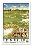2017 U.S. Open Mini-Poster