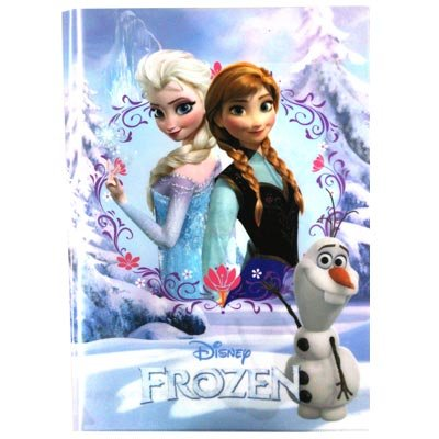 Queen stationery / W Pocket Clear File A / AIG-1072 and snow Ana