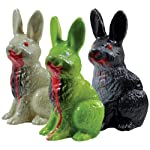 Zombie Industries Zombunnies Mutilating Zombie Target (3-Pack)