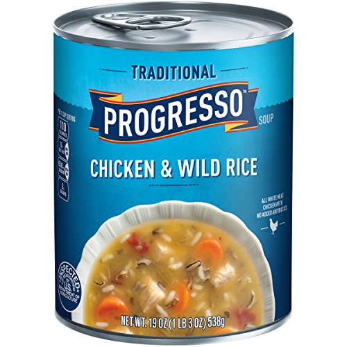 Progresso Traditional Chicken Rice Soup