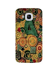 GripIt Abstract A Printed Case for Samsung Galaxy J2 (2016)