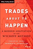 Trades About to Happen: A Modern Adaptation of the Wyckoff Method