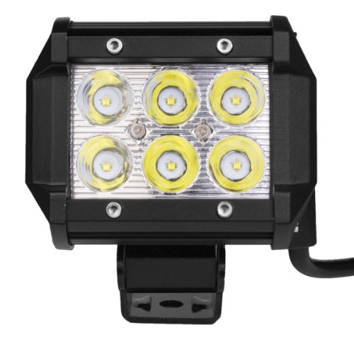 Xcsource® Cree 18W Led Work Light Flood 4X4 Offroad Truck Car Boat Jeep 4Wd 9-30V Ld189A