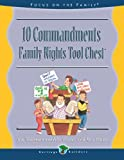 img - for Ten Commandments: Family Nights Tool Chest book / textbook / text book