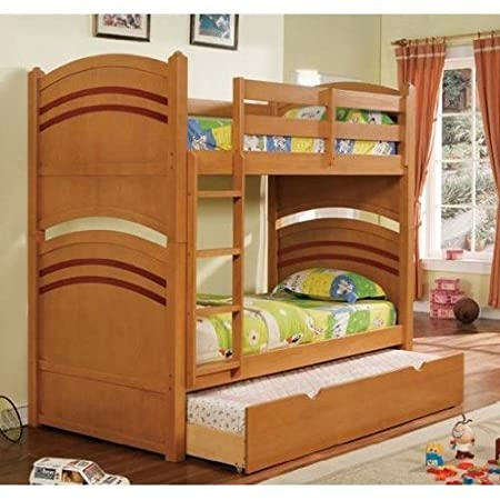 triple bunk beds for kids. Black Bedroom Furniture Sets. Home Design Ideas