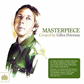 Masterpiece - Gilles Peterson - Ministry Of Sound