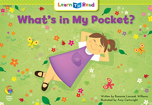 What's in My Pocket? (Emergent Reader Science; Level 2)