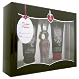 Christina Aguilera Giftset For Women by Christina Aguilera (Secret Potion) EDP Spray 15ml + Body Lotion 50ml + Shower Gel 50ml Giftset