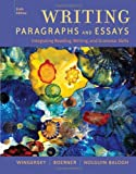 img - for Writing Paragraphs and Essays: Integrating Reading, Writing, and Grammar Skills book / textbook / text book
