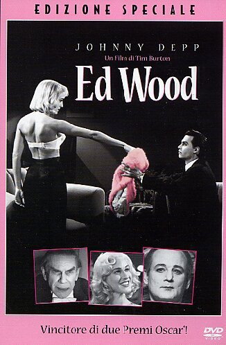 Ed Wood [IT Import]