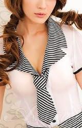 セクシーミニスカ女子制服 z484 「イベントやパーティーに!セクシーコスプレ♪」