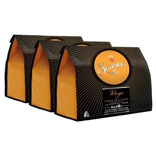 Order Senseo Kenya, Design, Pack of 3, 3 x 16 Coffee Pods - Douwe Egberts
