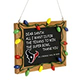Houston Texans Chalkboard Ornament at Amazon.com