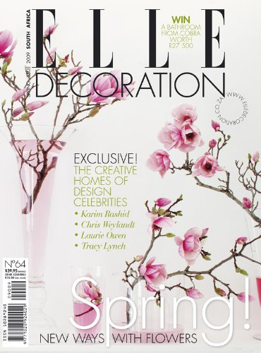 Elle Decoration - South African Edition