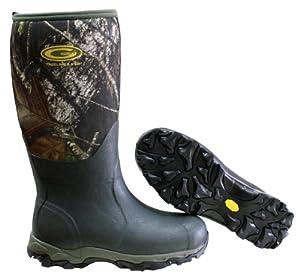 Grubs Treeline 8.5 SP High Hunting Boots, Men's 6/Women's 7, Mossy Oak