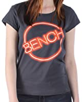 Bench Damen Sport T-Shirt T-Shirt Uvforty