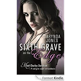 Sixth Grave on the Edge: Charley Davidson Series: Book Seven (English Edition)