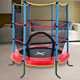 Ultrasport Unisex Child Kids Indoor Trampoline – From £78.29 Thumbnail