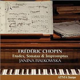 Chopin: Etudes, Sonatas & Impromptus