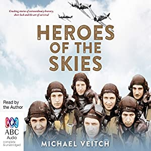 Heroes of the Skies Audiobook