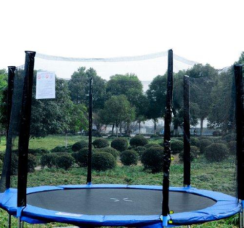 filet de protection pour trampoline pas cher. Black Bedroom Furniture Sets. Home Design Ideas