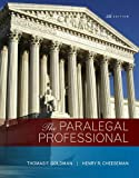 img - for The Paralegal Professional (5th Edition) book / textbook / text book