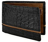 #2: Laurels Titan Black Mens Wallet