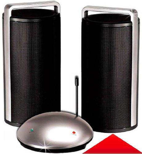 standlautsprecher wireless funklautsprecher funkboxen. Black Bedroom Furniture Sets. Home Design Ideas