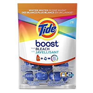 Tide Boost Stain Release plus Bleach 28 Count