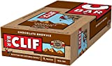 CLIF ENERGY BAR - Chocolate Brownie - (2.4 oz, 12 Count)