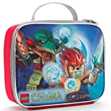 Lego Chima Laval and Cragger - Insulated Soft Lunch Box Bag
