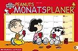 Peanuts Monatsplaner 2014