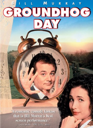 Amazon.com: GROUNDHOG DAY: Bill Murray, Andie MacDowell, Chris ...