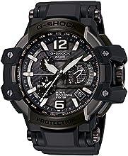 [カシオ]CASIO 腕時計 G-SHOCK SKY COCKPIT GPSハイブリッド世界6局電波ソーラー 64チタンベゼルモデル GPW-1000T-1AJF メンズ