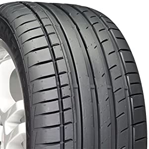 Continental ExtremeContact DW All Season Radial Tire – 245/45R17 95Z