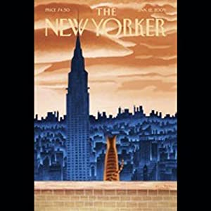 The New Yorker, January 12th, 2009 (Peter Hessler, Jeffrey Toobin, Bruce McCall) Periodical
