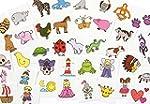 Eduplay Tattoo Set 50er Set f�r Kinder