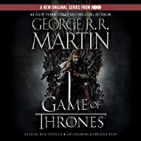 A Game of Thrones: A Song of Ice and Fire, Book 1 (       ungekürzt) von George R. R. Martin Gesprochen von: Roy Dotrice