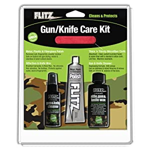 Flitz Flitz Gun and Knife Care Kit from Flitz