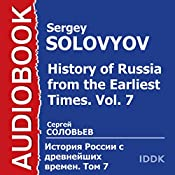 History of Russia from the Earliest Times: Vol. 7 [Russian Edition] | Sergey Solovyov
