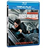 Mission Impossible: Ghost Protocol - Triple Play (Blu-ray + DVD + Digital Copy)by Tom Cruise