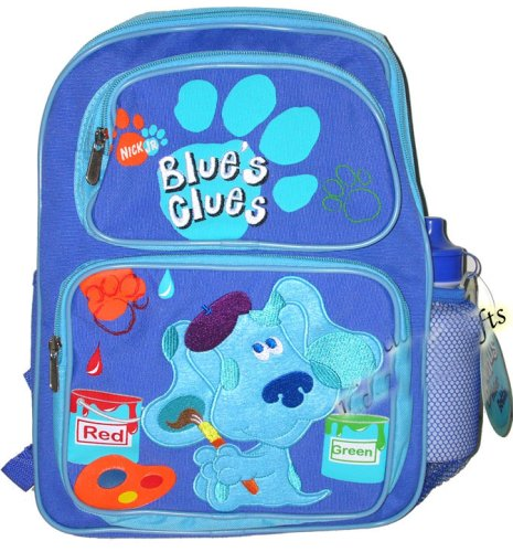 Blues Clues Toys – Blue's Clues Toddler Backpack w/ Free ...