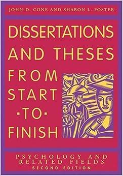 Average Dissertation Length