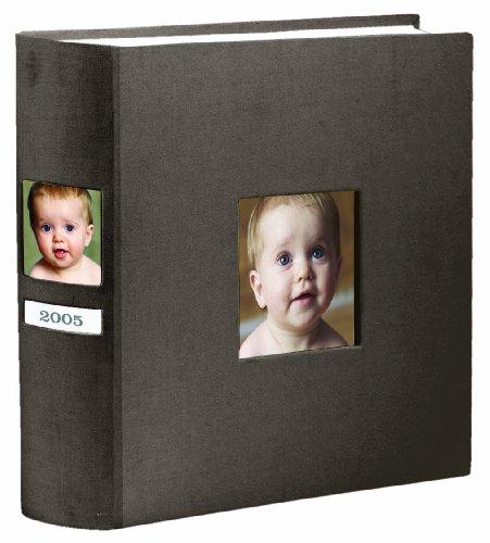 Pearhead Side Photo Album, Chocolate