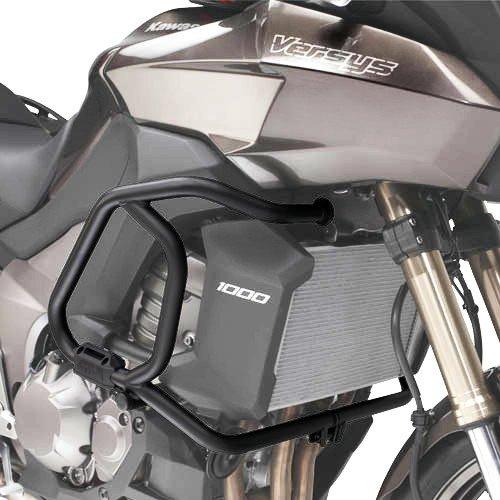 Pare carter Givi Kawasaki Versys 1000 12-14 noir