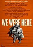 We Were Here [DVD]