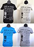 Calvin Klein T Shirts, Man in Town CK T Shirts